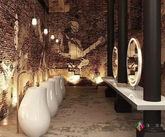 最具创意的酒店卫生间设计,看看高端酒店是怎样装修的?