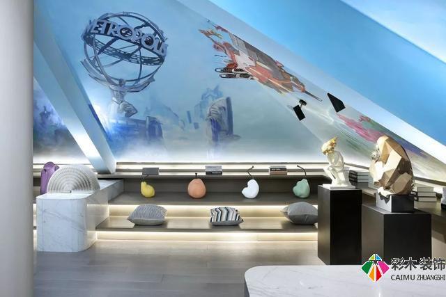 530m² 联排贝博哪里可以下载装饰设计,简奢生活刚刚好